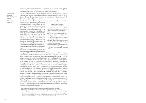 Le Plein du Vide de Xu Yi, étude esthétique et analytique, extrait 3