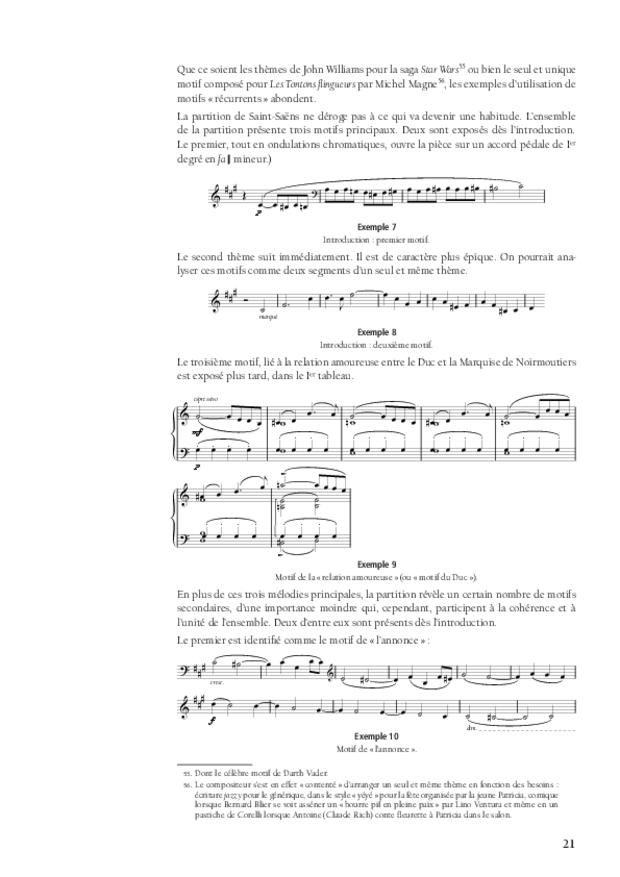Aux sources de la musique de film: Le Film d'Art, L'Assassinat du duc de Guise et Camille Saint-Saëns, extrait 5