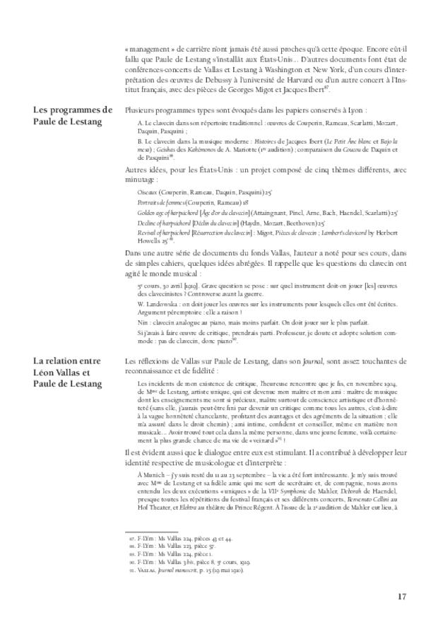 Paule de Lestang, chanteuse, pianiste et claveciniste: une musicienne aux multiples talents, extrait 4