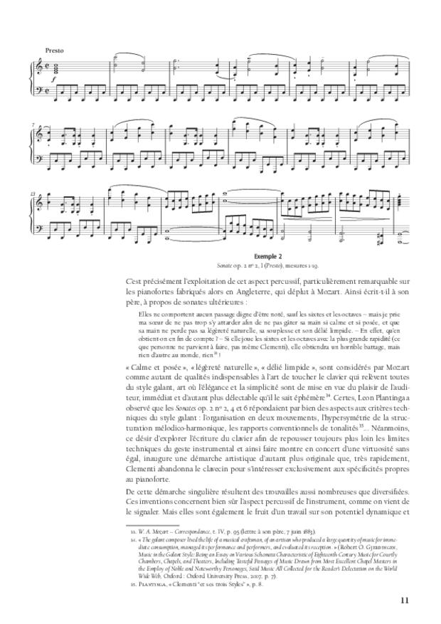 L'art d'enseigner le toucher du clavier, extrait 2