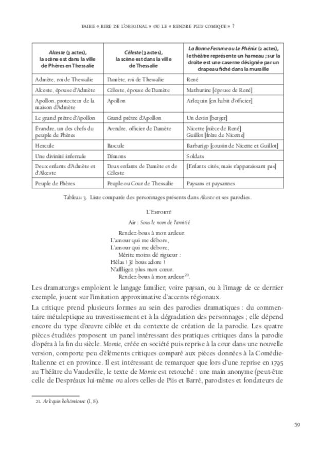 Rire et sourire dans l'opéra-comique en France aux xviiie et xixe siècles, extrait 4