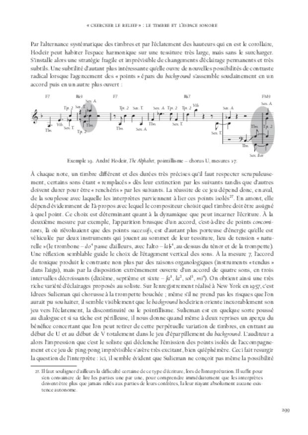 André Hodeir, extrait 9