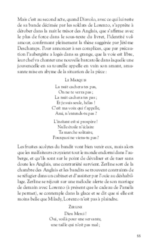 Eugène Scribe ou Le Gynolâtre, extrait 4