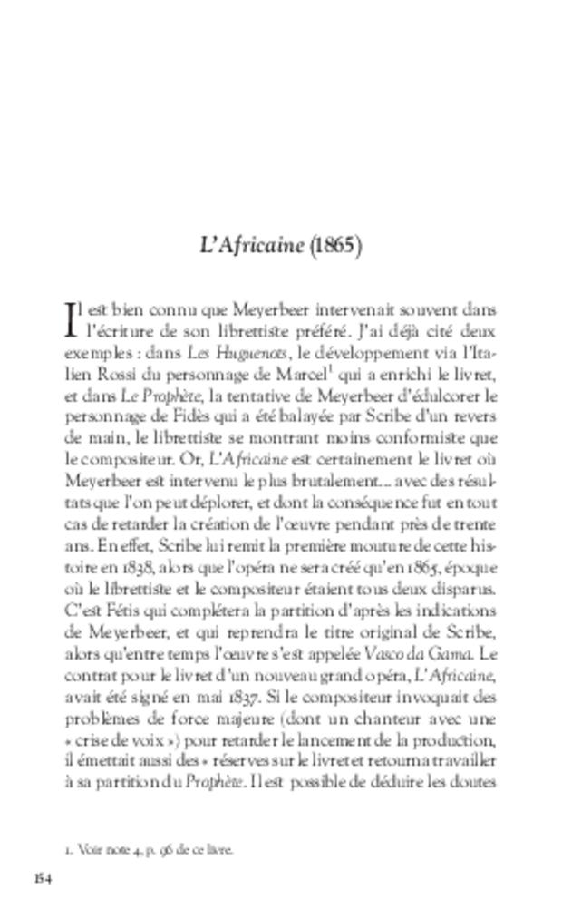 Eugène Scribe ou Le Gynolâtre, extrait 6