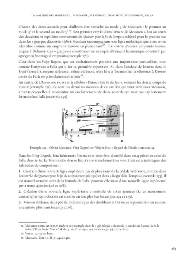 Le Modèle et l'Invention, extrait 10