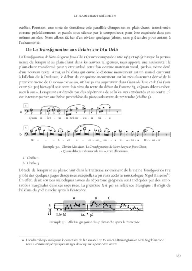 Le Modèle et l'Invention, extrait 11