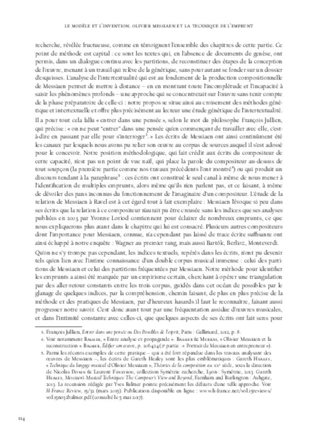 Le Modèle et l'Invention, extrait 7