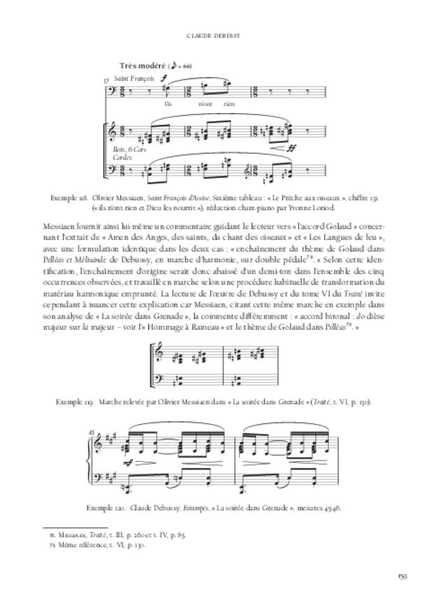 Le Modèle et l'Invention, extrait 8