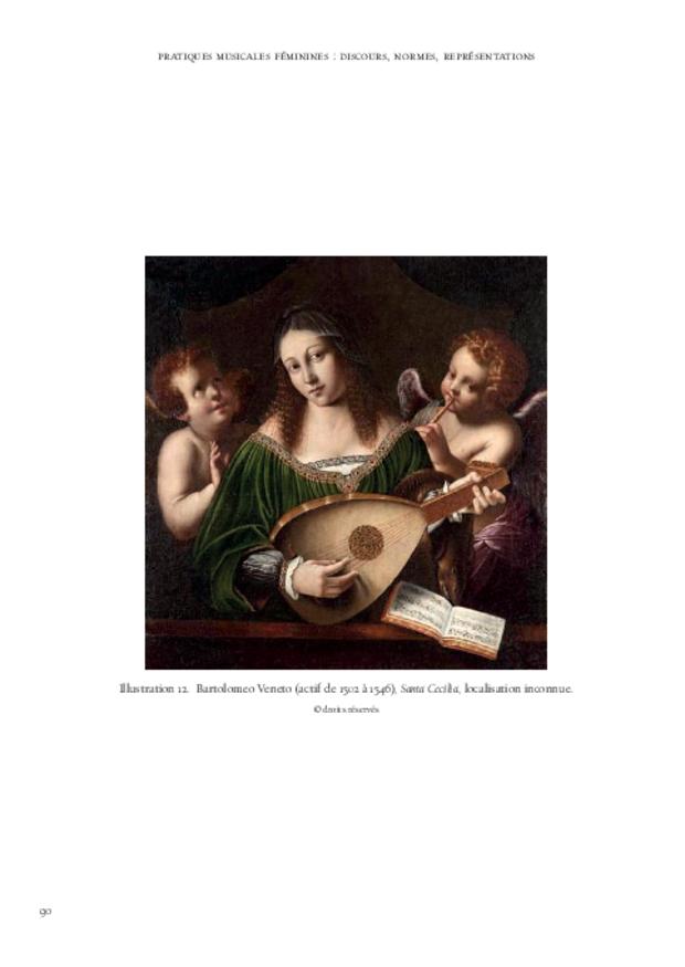 Pratiques musicales féminines, extrait 4