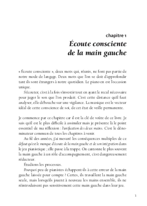 Mémoire d'empreintes, extrait 3