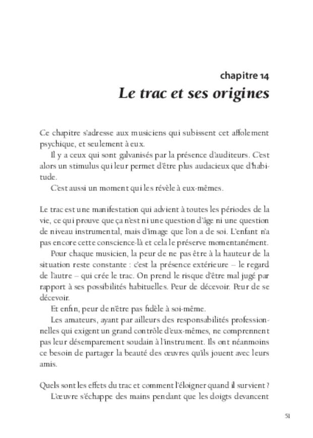 Mémoire d'empreintes, extrait 5
