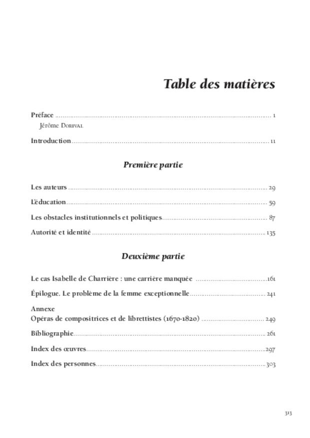 Écrire l'opéra au féminin, extrait 9