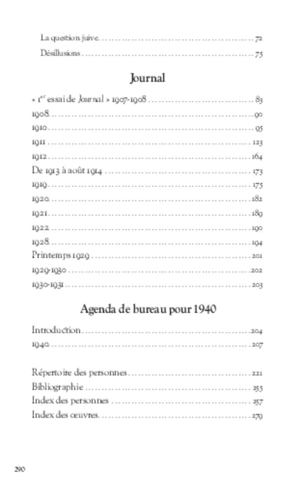 Journal d'un critique musical lyonnais, extrait 8