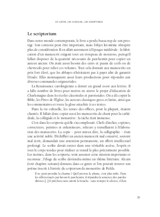 «Le Loin-Près», extrait 3