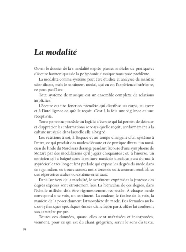 «Le Loin-Près», extrait 6