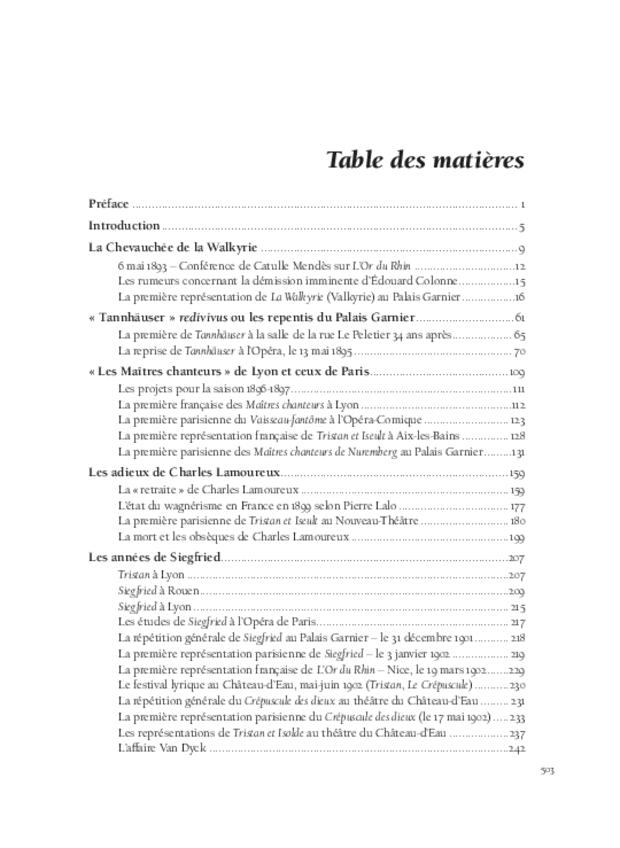 Richard Wagner  et sa réception en France, extrait 13