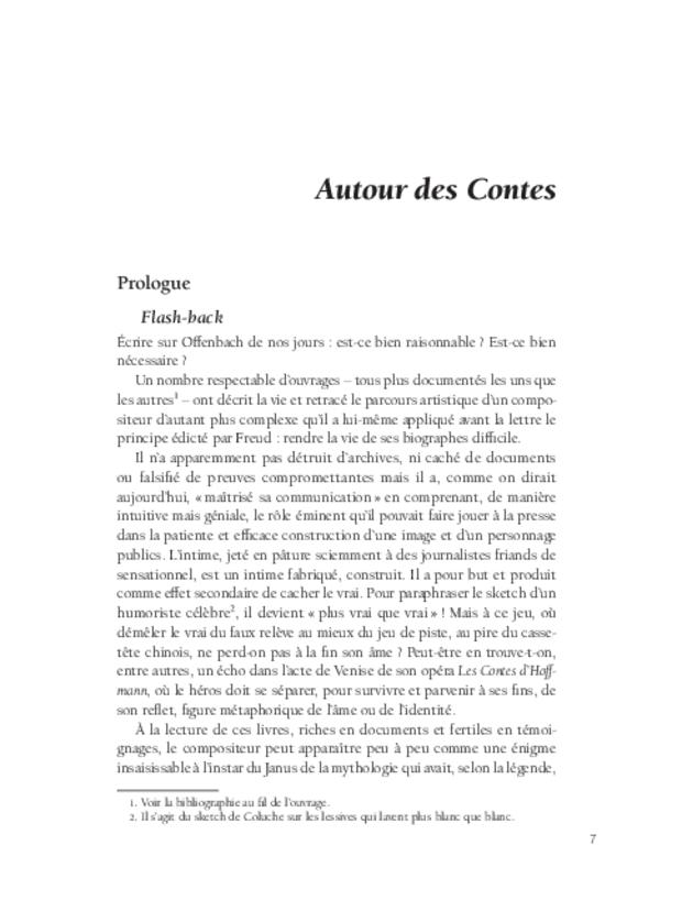 Les Contes d'Hoffmann, extrait 3