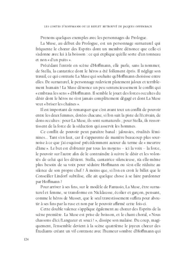 Les Contes d'Hoffmann, extrait 6