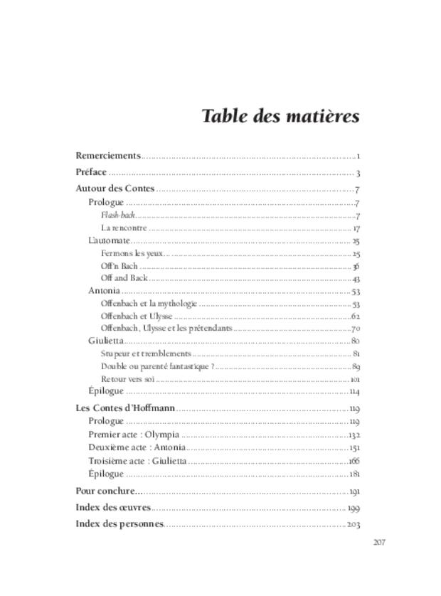 Les Contes d'Hoffmann, extrait 8