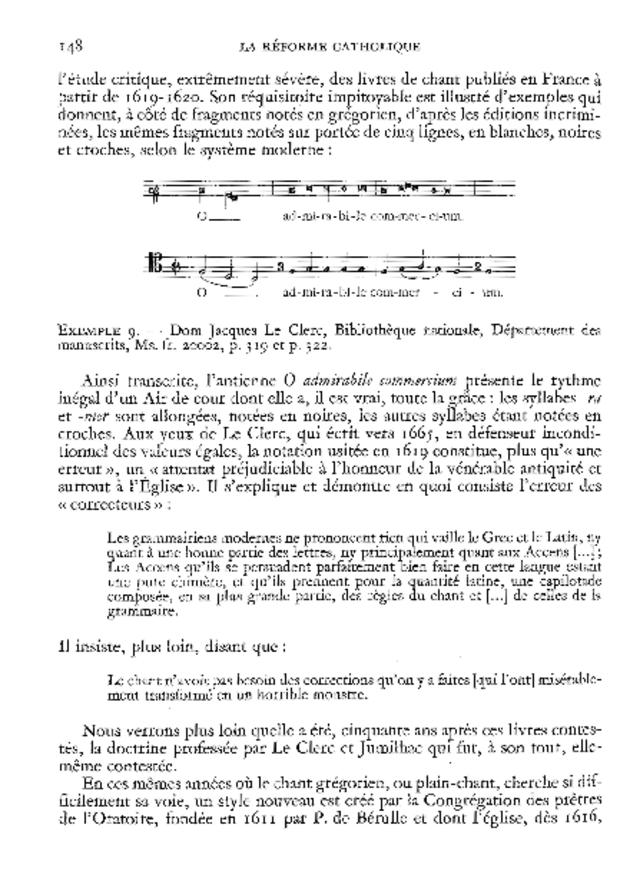 La Musique religieuse en France du concile de Trente à 1804, extrait 3