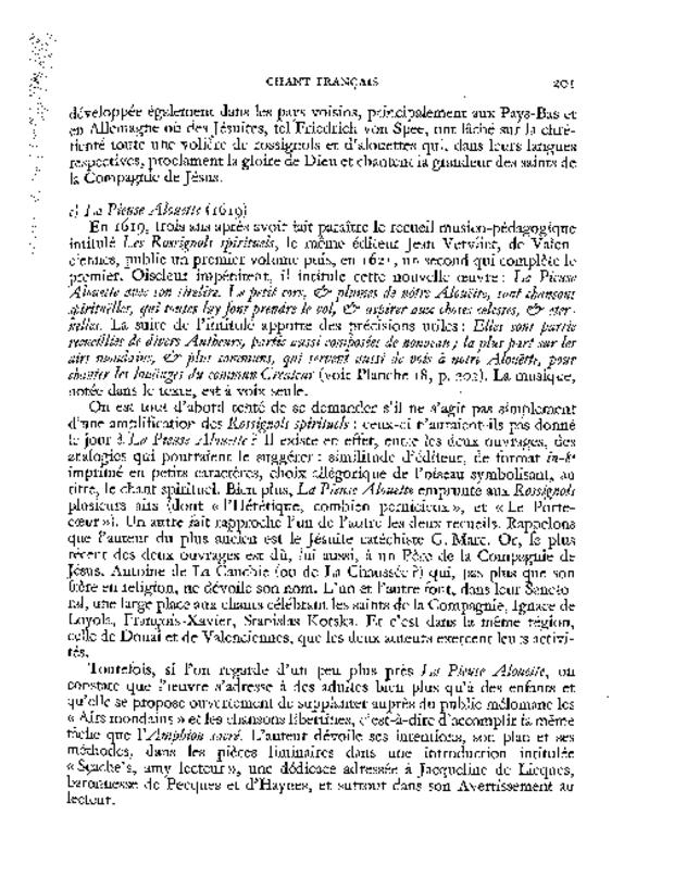 La Musique religieuse en France du concile de Trente à 1804, extrait 4