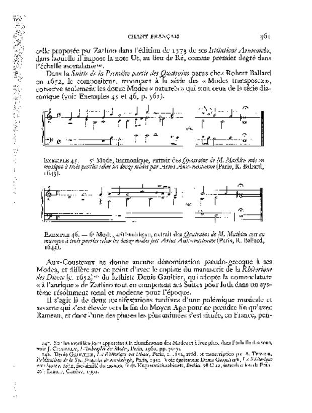 La Musique religieuse en France du concile de Trente à 1804, extrait 6