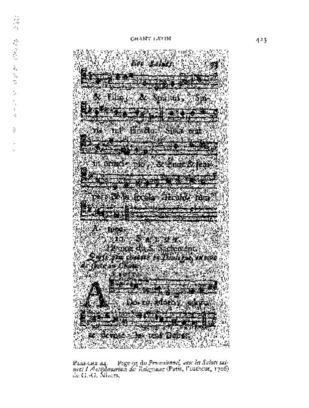 La Musique religieuse en France du concile de Trente à 1804, extrait 7