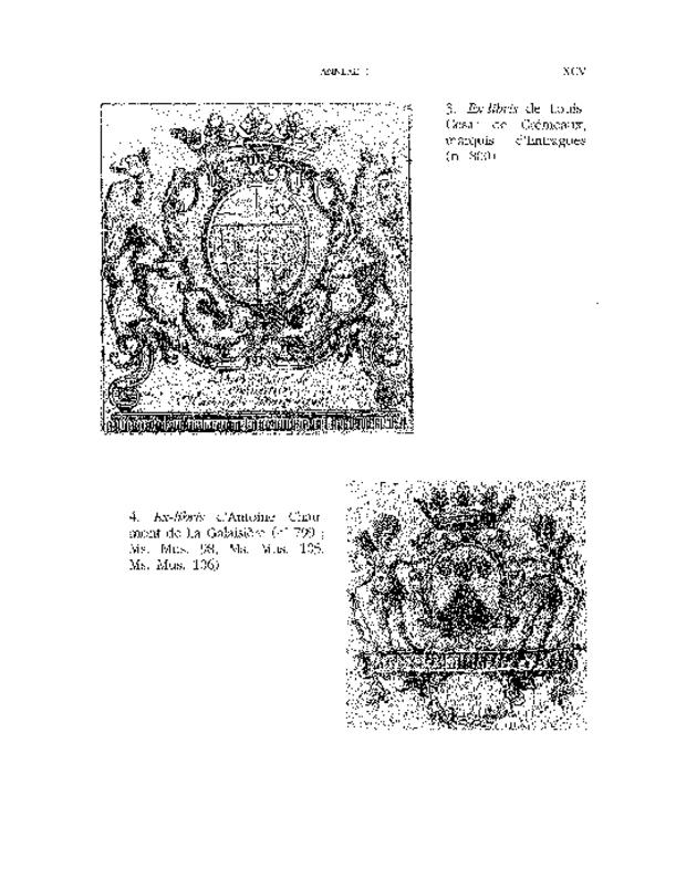 Catalogue du fonds musical de la bibliothèque de Versailles, extrait 4