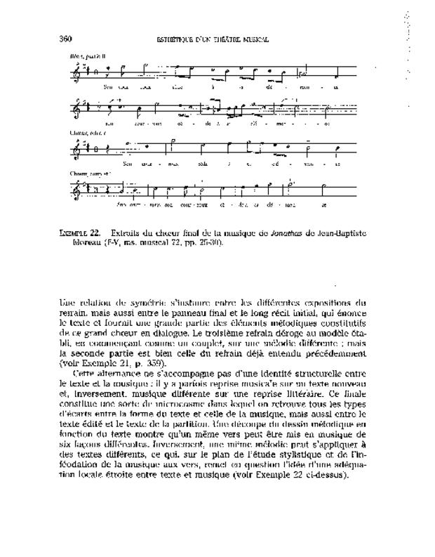 Le Théâtre des demoiselles, extrait 5