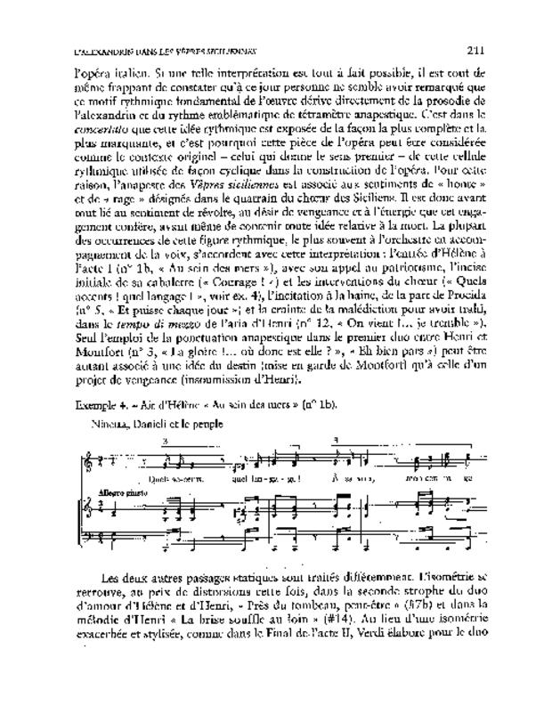 L'Opéra en France et en Italie (1791-1925), extrait 6