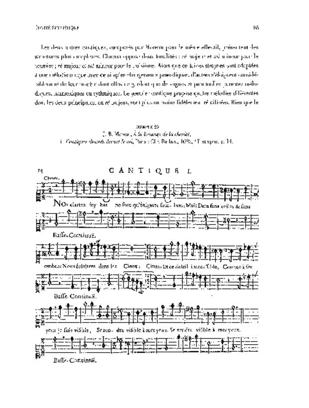 Le Chant des muses chrétiennes, extrait 4
