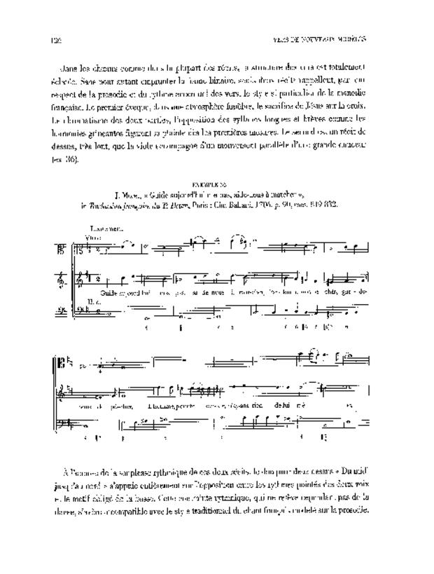 Le Chant des muses chrétiennes, extrait 5