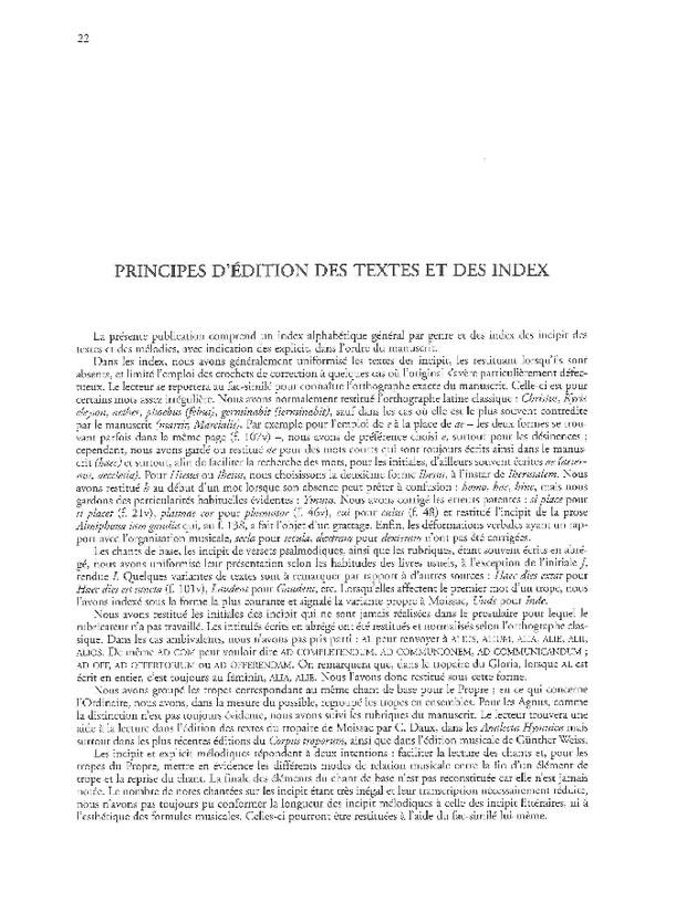 Tropaire séquentiaire prosaire prosulaire de Moissac, extrait 3