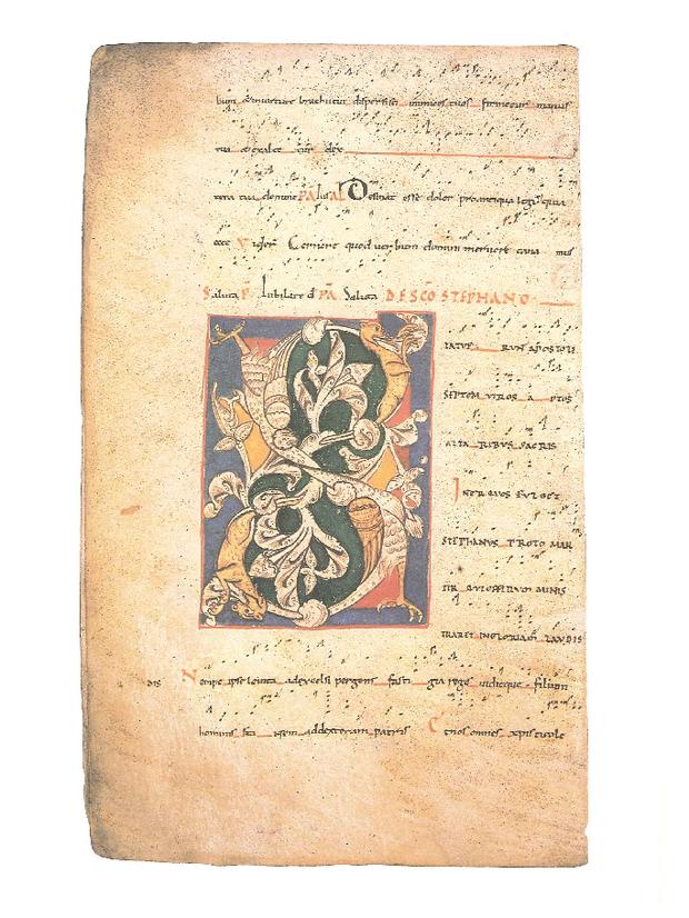 Tropaire séquentiaire prosaire prosulaire de Moissac, extrait 6
