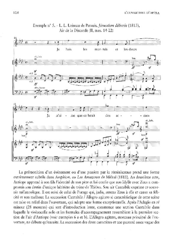 L'Ouverture d'opéra en France, extrait 3