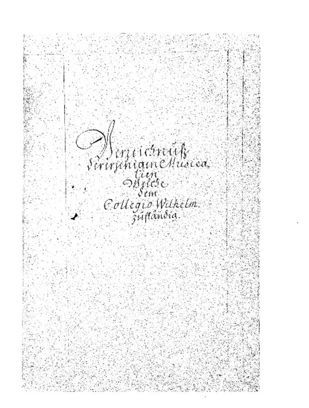Catalogue de la musique instrumentale du Collegium Wilhelmitanum de Strasbourg, extrait 4