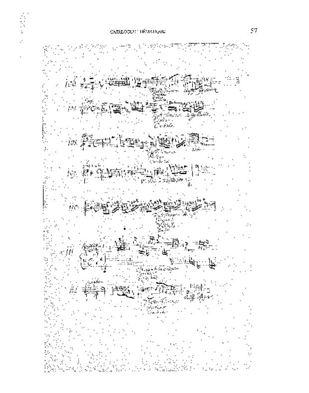 Catalogue de la musique instrumentale du Collegium Wilhelmitanum de Strasbourg, extrait 5