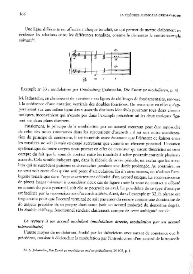 La Théorie musicale germanique du XIXe siècle et l'idée de cohérence, extrait 4