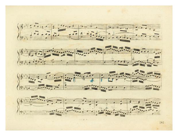 Vingt-Quatre Préludes et Fugues, extrait 5