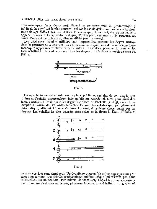 Musique et fêtes au Haut-Atlas, extrait 5