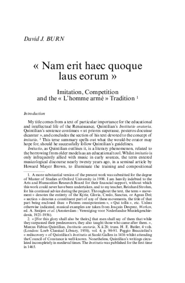 Revue de musicologie, t. 87/2 (2001), extrait 3