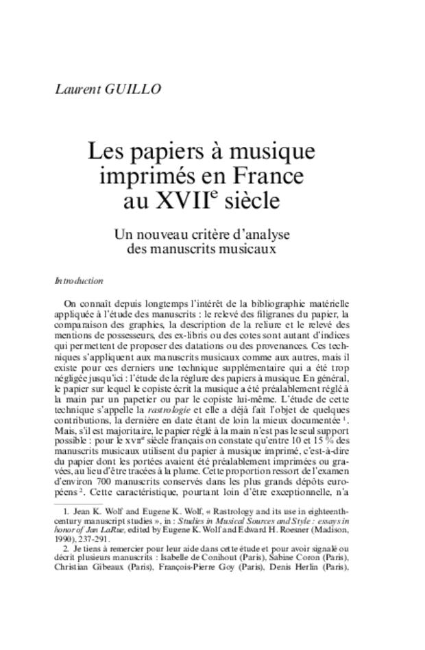Revue de musicologie, t. 87/2 (2001), extrait 7