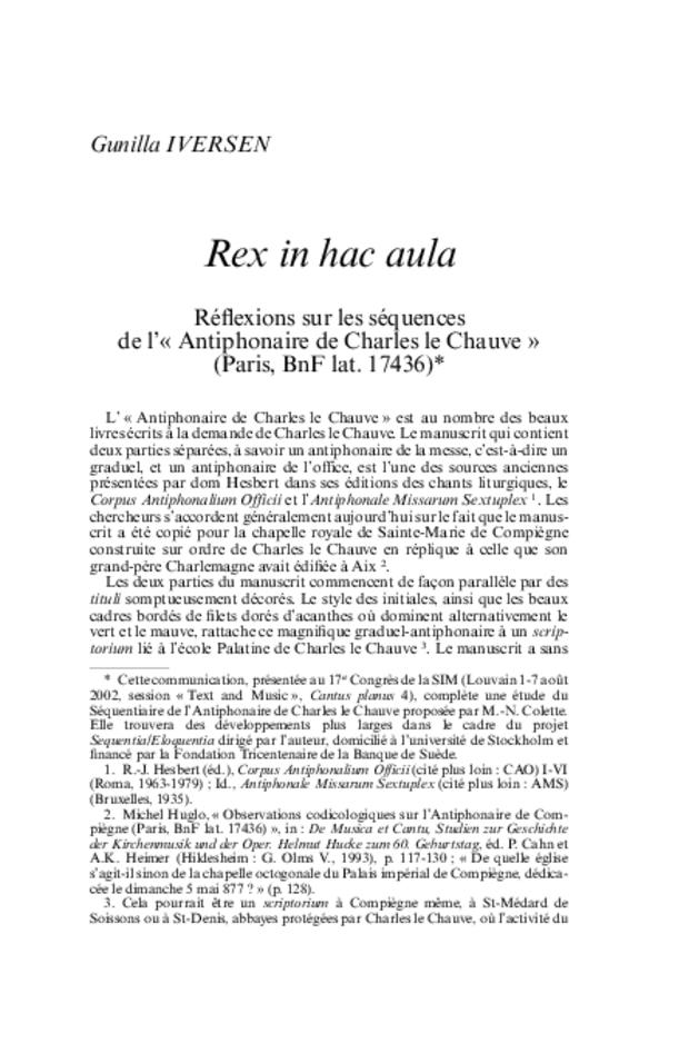Revue de musicologie, t. 89/1 (2003), extrait 4