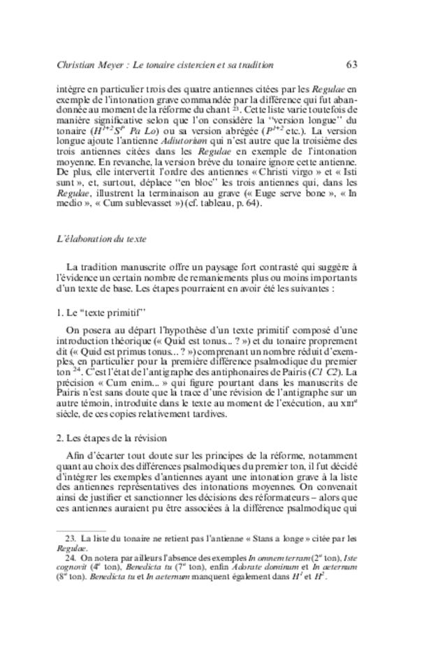 Revue de musicologie, t. 89/1 (2003), extrait 7