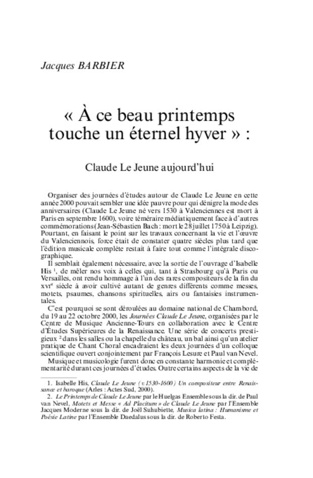 Revue de musicologie, t. 89/2 (2003), extrait 3