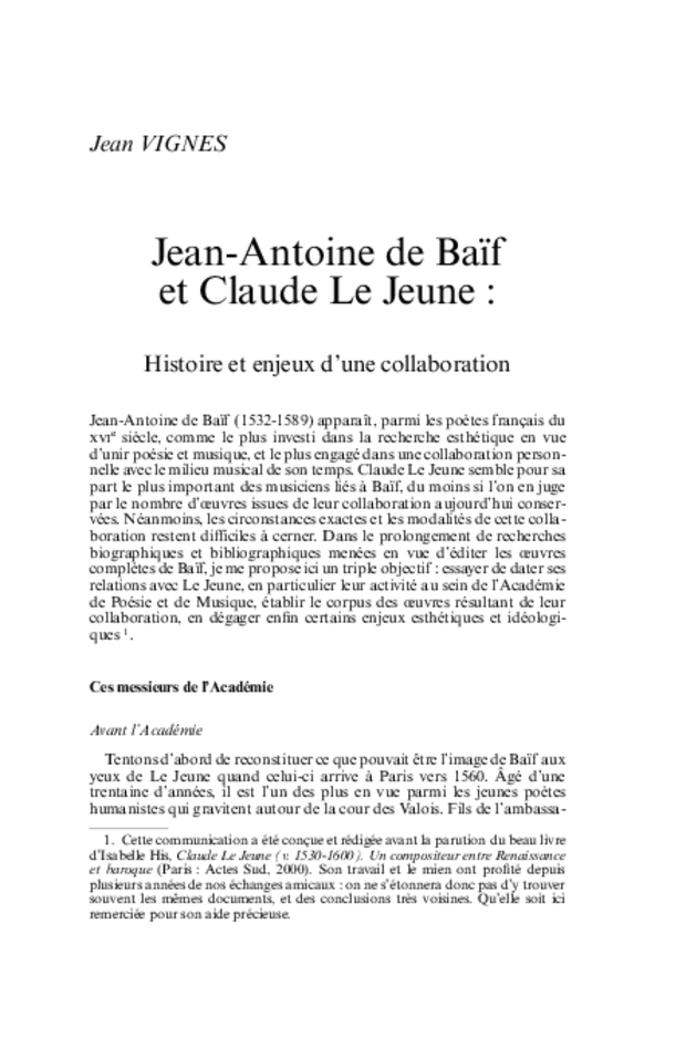 Revue de musicologie, t. 89/2 (2003), extrait 4