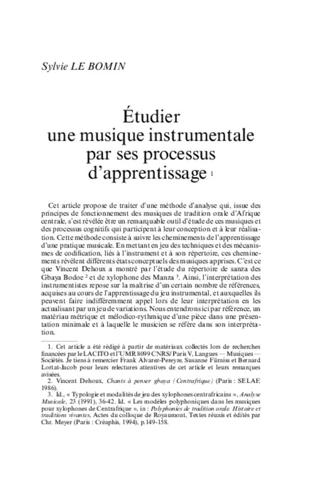 Revue de musicologie, t. 90/2 (2004), extrait 3