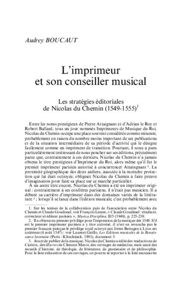 Revue de musicologie, t. 91/1 (2005), extrait 3