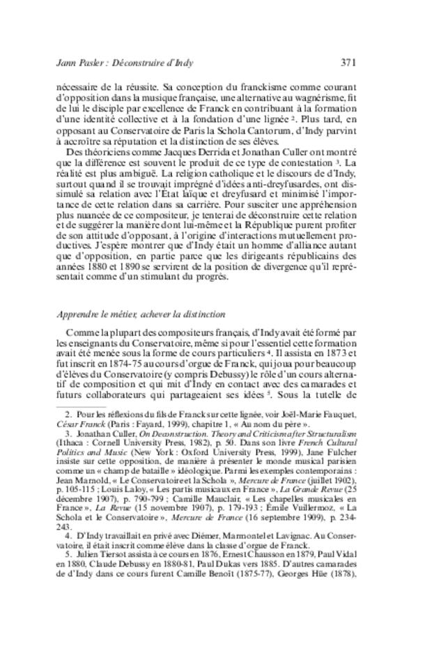 Revue de musicologie, t. 91/2 (2005), extrait 5