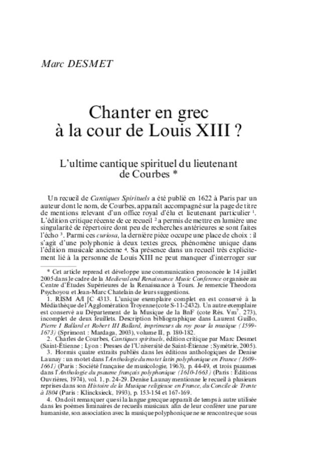 Revue de musicologie, t. 92/2 (2006), extrait 3